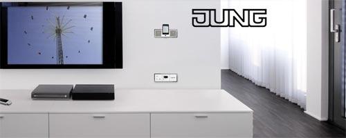 jung schaltermaterial shop schalter steckdose. Black Bedroom Furniture Sets. Home Design Ideas