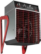 Mobiler elektrischer Lufterhitzer