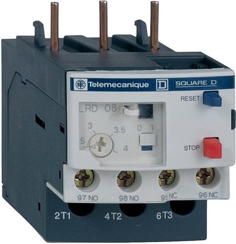 Schneider Electric Motorschutz-Relais 4,00-6,00A LRD10