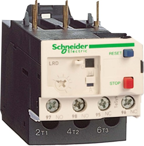 Schneider Electric Motorschutz-Relais 1,60-2,50A LRD07