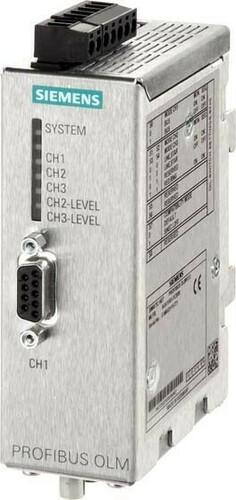 Siemens Indus.Sector Optical Link Modul 4xBFOC, 1xRS485 6GK1503-3CB00