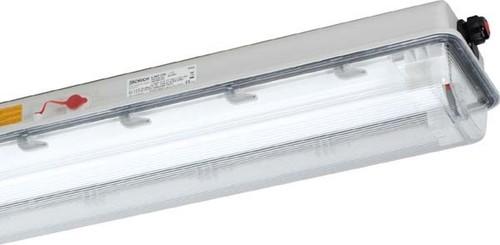 Schuch Licht Ex-Wannenleuchte T26 2x36W EVG e840236