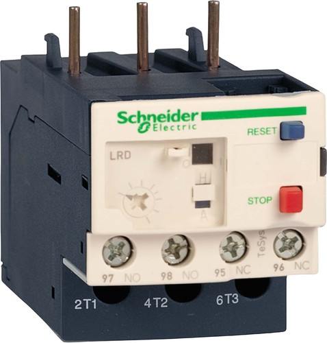 Schneider Electric Motorschutz-Relais 16-24A LRD22