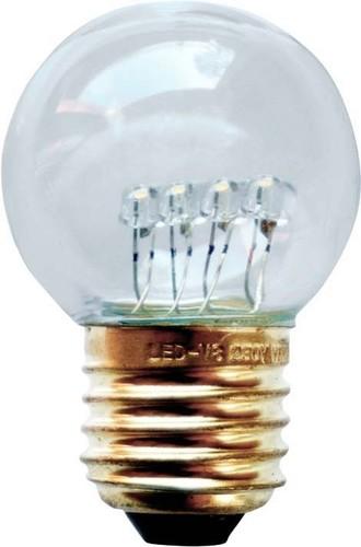 Scharnberger+Hasenbein LED-Tropfenlampe 45x70mm E27 230V soft-wws 57376