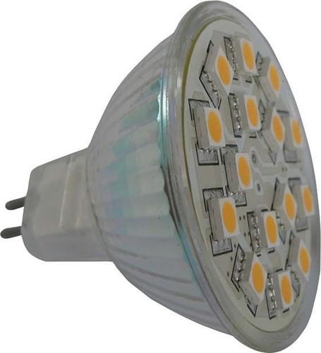 Scharnberger+Hasenbein LED-SMD-Spot MR16 50x37,5 GU5,3 12V3000K 125° 30142