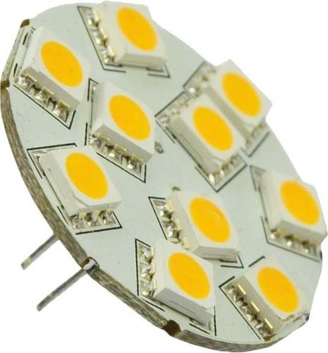 Scharnberger+Hasenbein LED-Leuchtmittel GZ4 10-30VAC/DC3000K 30106