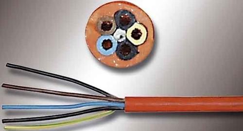 Gifas Electric Thermoleitung 2x0,75 bis 130Grad 42075 THERMFLEX