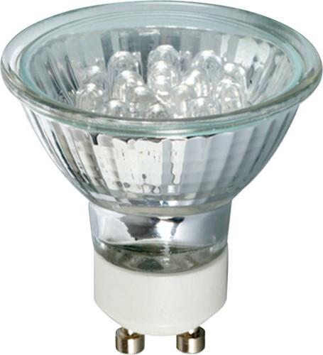 Scharnberger+Hasenbein LED-Reflektorlampe 230VAC 1,4W GU10 weiß 36017