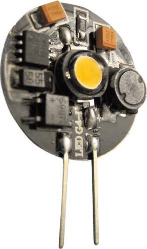 Scharnberger+Hasenbein Power-LED-Chip 25mm 12VAC/DC 1W G4 wws 36047