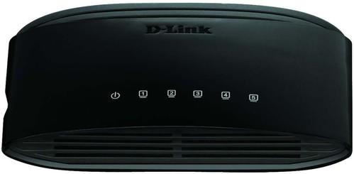 DLink Deutschland 5-Port Switch 10/100Mbit,NWay DES-1005D/E