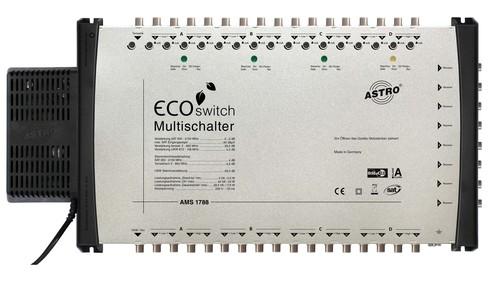 Astro Strobel Systembasisgerät 17Eing,4xSAT,8xAusg. AMS 1788 ECOswitch