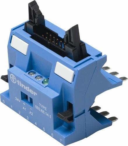 Finder Interface-Adapter für Koppelrelais 093.68.141