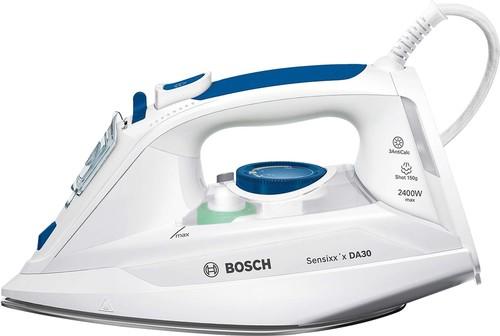 Bosch SDA Dampfbügeleisen Sensixx x DA30 TDA302401W weiß/bl