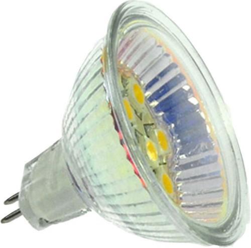 Scharnberger+Hasenbein LED-Reflektorlampe MR16 GU5,3 10-30V 3000K 30353