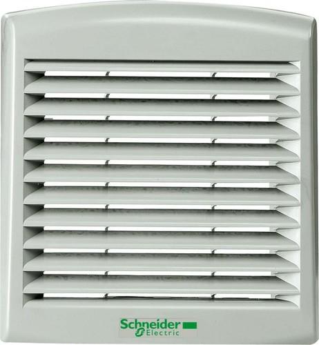 Schneider Electric Austrittsfilter 92x92mm RAL7035 NSYCAG92LPF