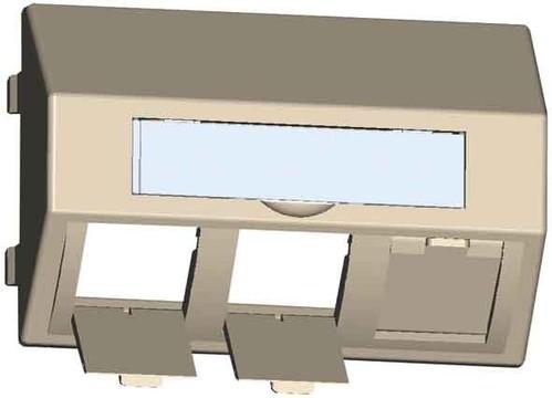 BTR NETCOM Abdeckkappe E-DAT subway 3x8 1309320301-E