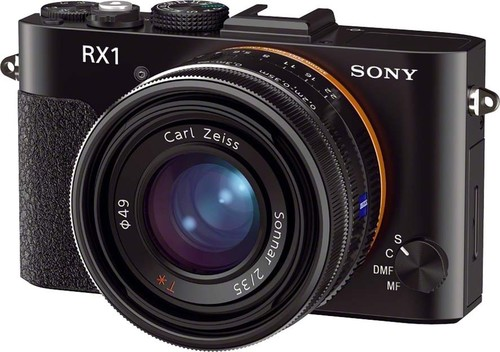 Sony Digital-Fotokamera 24,3MP,sw DSCRX1.CEE8