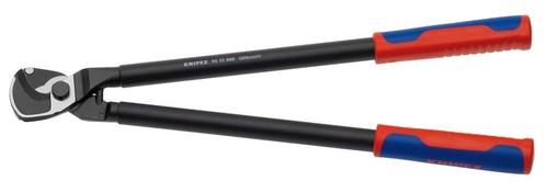 Knipex-Werk Kabelschere brüniert 95 12 500
