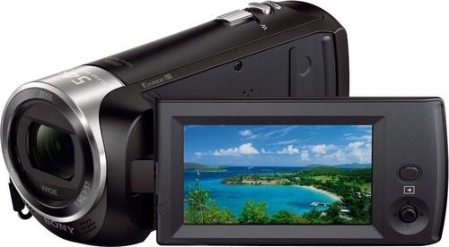 Sony Camcorder 2,5MP,schwarz HDRCX240EB.CEN