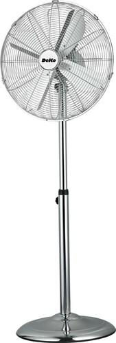 DeKo Standventilator 39 cm, 50W, osz. B 600 Stratos chrom