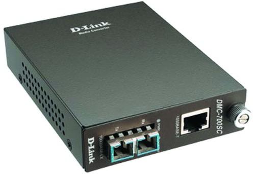 DLink Deutschland GigabitEthernet Konverter 1000 Mbit/s DMC-700SC/E