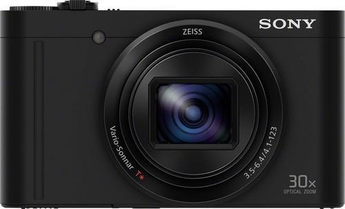 Sony Digital-Fotokamera 18MP,sw DSCWX500B.CE3