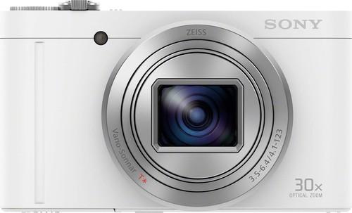 Sony Digital-Fotokamera 18MP,ws DSCWX500W.CE3