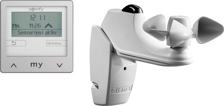 Somfy Wandsender Soliris Smoove IB+ Pure m.Sensor 1818282