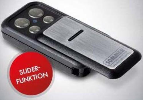 Sommer Handsender 4-Befehl Slider+ S10305-00001