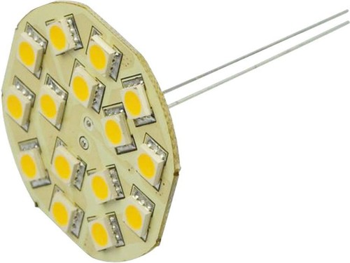 Scharnberger+Hasenbein LED-Leuchtmittel D=44mm GZ4 3000K 125° dim 33821