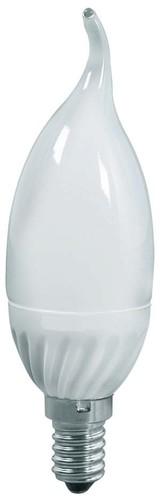 Scharnberger+Hasenbein LED-Windstoßkerzenlampe E14 240V 2700K mAtt 34878