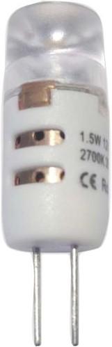 Scharnberger+Hasenbein LED-Stiftsockellampe G4 12V 3000K 34901
