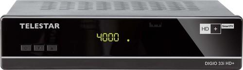 Telestar DVB-S HD+TV-Receiver Hybrid DIGIO 33iHD+ 6MonHD+
