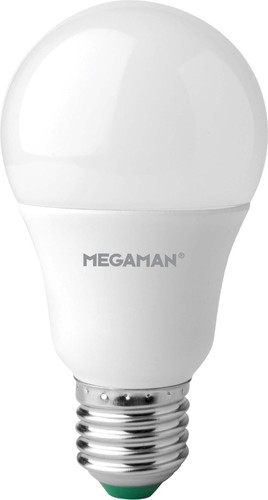Megaman LED-Classic-Lampe E27/840 A60 MM21086