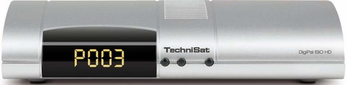 TechniSat DVB-T2 HDTV-Receiver DIGIPALISIOHD si