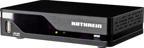Kathrein DVB-T2-HD Receiver schwarz UFT 930 sw