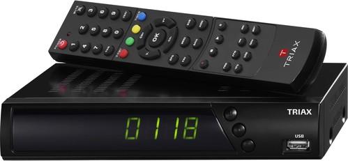 Triax Hirschmann DVB-S/HDTV Receiver S-HD 11