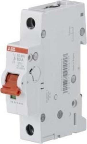 ABB Stotz S&J Lasttrennschalter 1-polig, 16A SD201/16