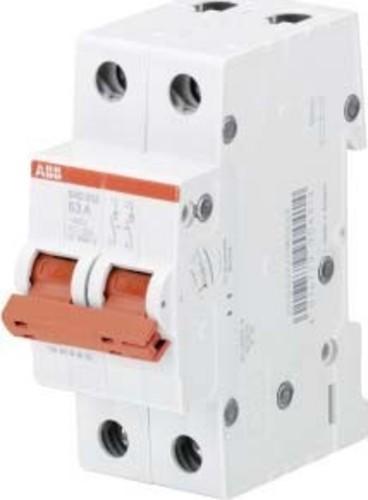ABB Stotz S&J Lasttrennschalter 2-polig, 16A SHD202/16
