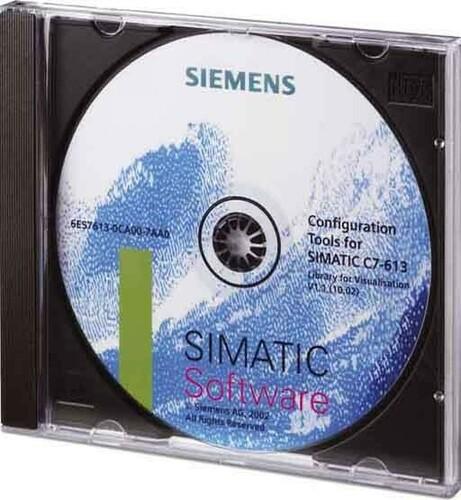 Siemens Indus.Sector Software Simatic PCS 7 6ES7653-2BA00-0XB5