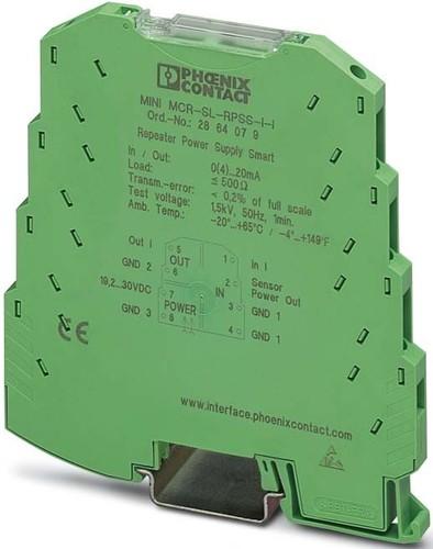 Phoenix Contact Speisetrenner HART 4-20/4-20 mA MINI MCR-SL-RPSS-I-I