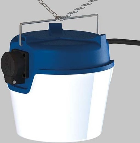 Sonlux LED-Kuppelleuchte 230V IP54 1SD F 61-01100-0006