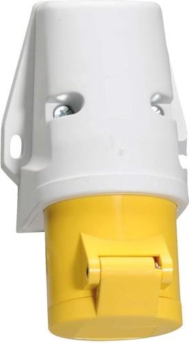 Bals Elektrotech. Wandsteckdose 16A 3p 110V 4h IP44 11912
