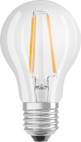 Osram LAMPE LED-Lampe E27 Klar 4000 K PCLA606,5/840FILE27