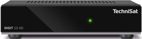 TechniSat DVB-S HDTV-Receiver schwarz DIGITS3HD