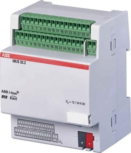 ABB Stotz S&J Univ.E/A-Konzentrator 32-fach, REG UK/S32.2