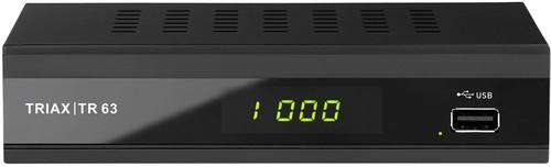 Triax Hirschmann DVB-T2 Receiver TR 63