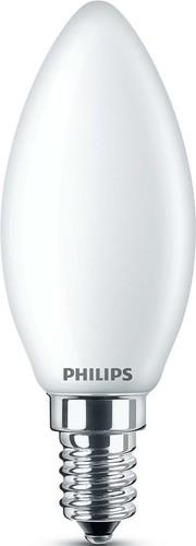 Philips Lighting LED Lampe Classic ND 2,2-25W B35 E14 CLA LEDcand#70637400