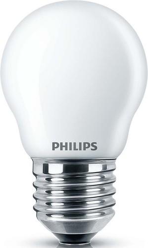 Philips Lighting LED-Tropfenlampe ND 4,3-40W P45 E27 CLA LEDLust#70647300