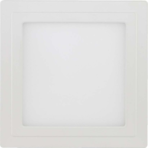 Abalight LED-Panel ohne Treiber 4000K 198x198mm SFIO198198-12-840OW